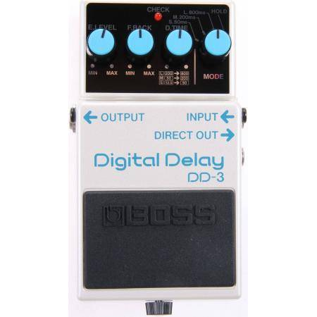 Boss DD3 Delay Pedal Guitarra