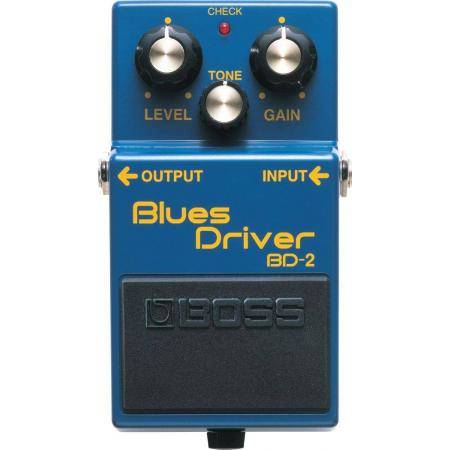 Boss BD2 Blues Driver Pedal Guitarra