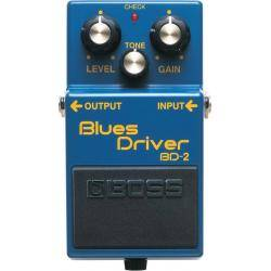Boss BD2 Blues Driver Pedal Guitarra