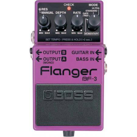 Pedal Flanger Guitarra Boss BF-3