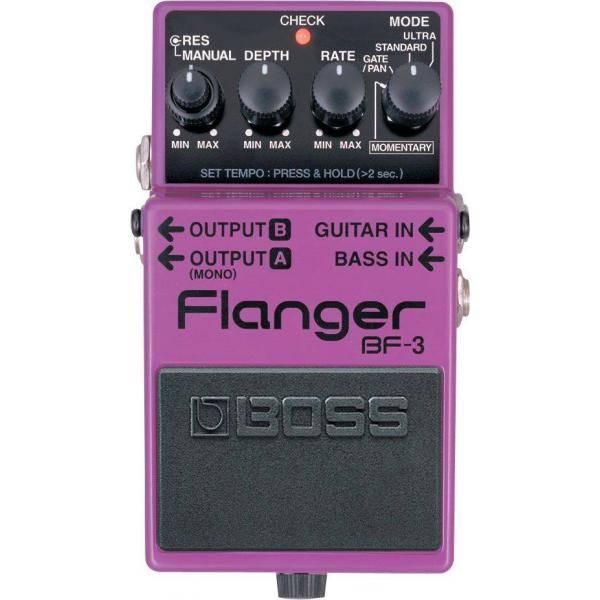 Boss BF 3 Pedal Flanger Guitarra