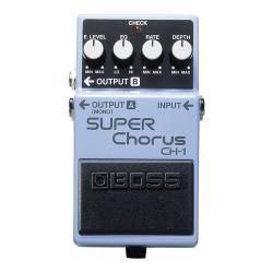 Boss CH 1 Pedal Chorus Guitarra