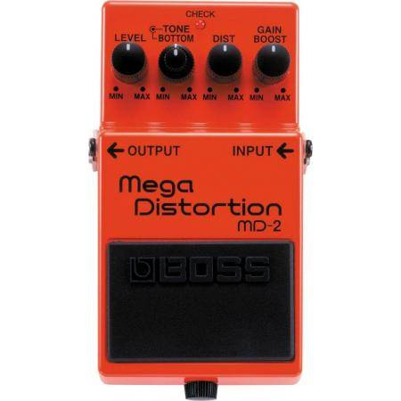 Pedal Mega Distorsión Guitarra Boss MD-2