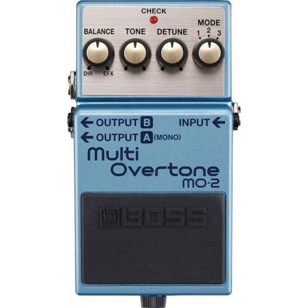 Boss MO 2 Pedal Multi Overtone