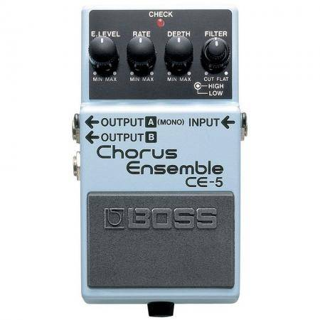 Pedal Guitarra Boss CE-5