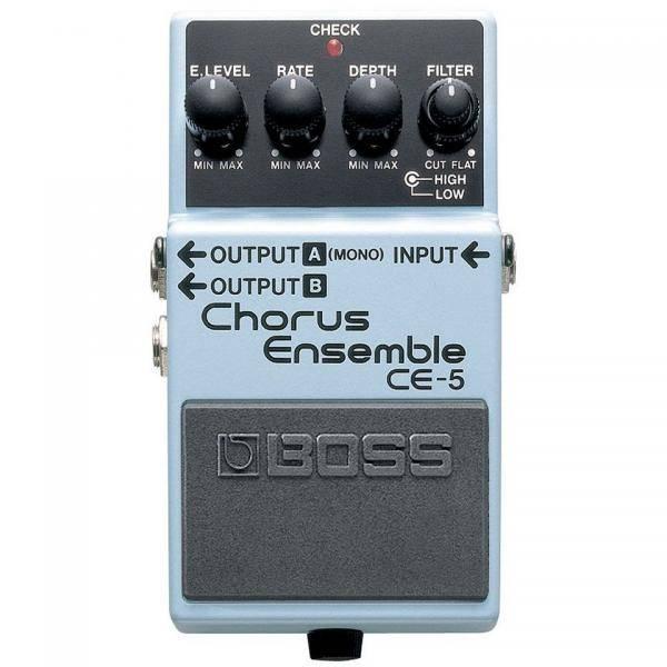 Boss CE 5 Pedal Guitarra