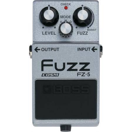 Boss FZ 5 Pedal Guitarra