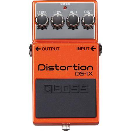 Pedal Distorsión Guitarra Boss DS-1X