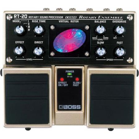 Boss RT-20 Pedal Guitarra