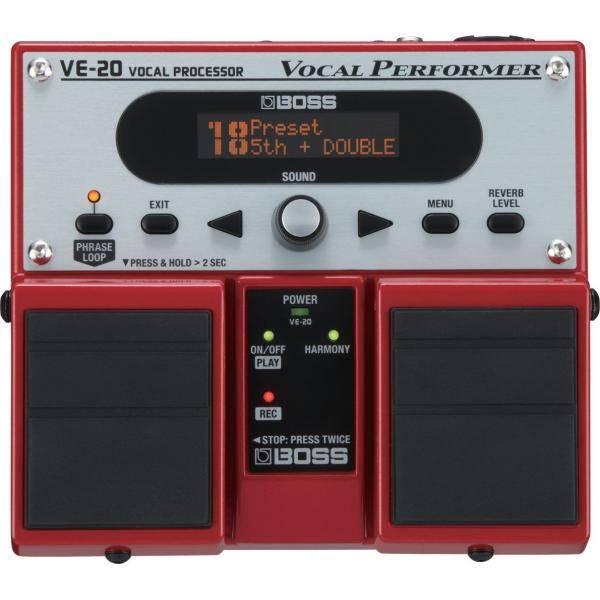 Boss VE-20 Pedal Voz