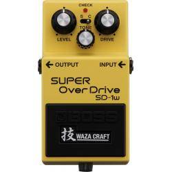 Boss super overdrive waza craft