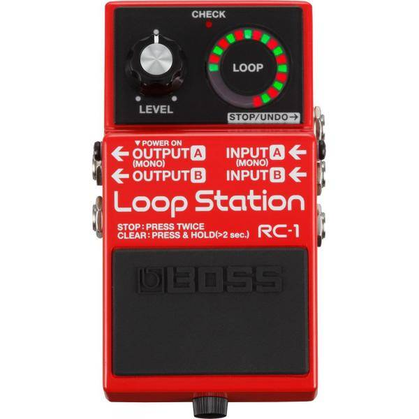 Boss RC1 Pedal Loop Station Guitarra