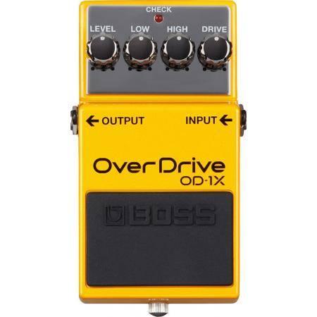 Boss OD-1X Pedal Guitarra Overdrive