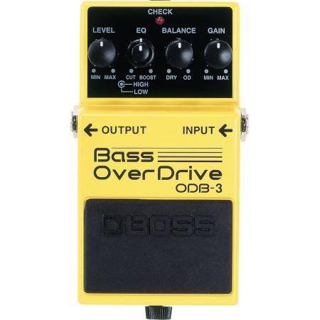 Pedal Overdrive Boss ODB-3