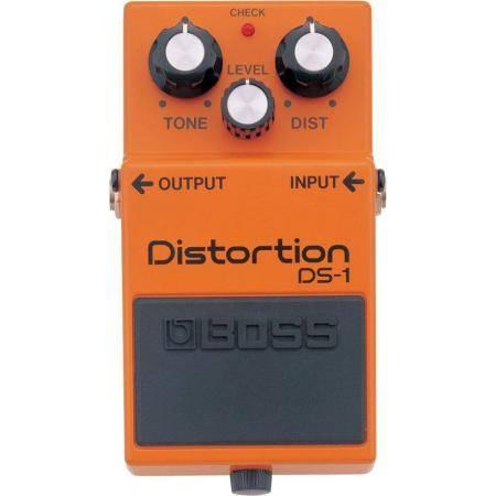Pedal Distortion Guitarra Boss DS1