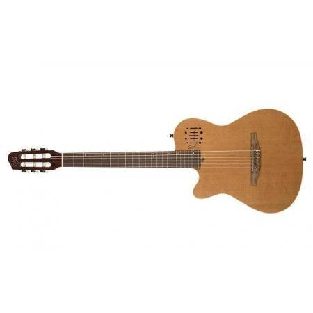 Godin MultiAc Nylon Encore Natural SG Zurda