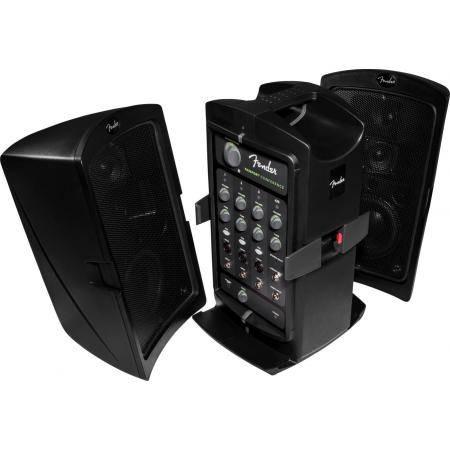 Fender PASSPORT CONFERENCE 230V EU DS Equipo Voces Portátil