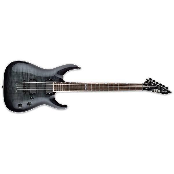 LTD MH401NT QM DBS Guitarra eléctrica