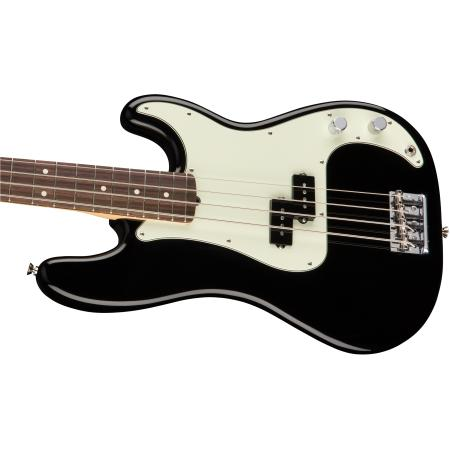 Fender American Pro Precision Bass®, Rosewood Fingerboard, BK, Bajo eléctrico