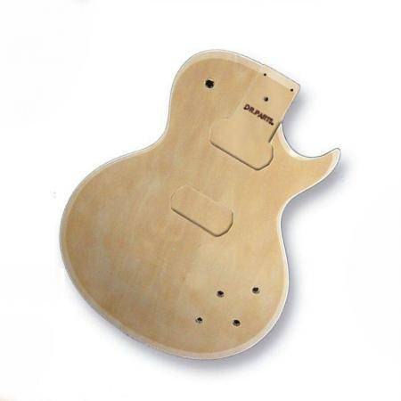 Dr. Parts Single Cutaway Cuerpo guitarra