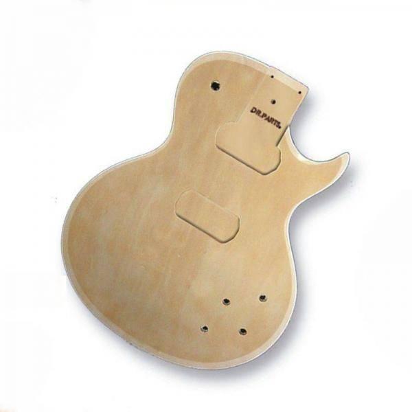 Cuerpo Guitarra Eléctrica Tipo Les Paul  Dr Parts LP BODY/STD