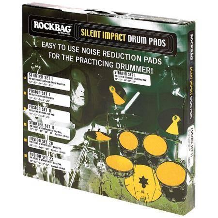 Rockbag RB 22197 Pads de práctica para batería