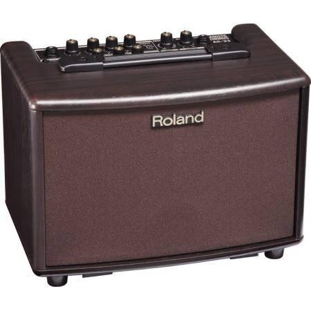 Roland AC 33RW Amplificador Guitarra Acústica Pilas