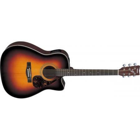 Yamaha FX370C TBS Guitarra electroacústica