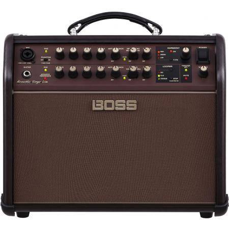 Boss Acoustic Singer Live Amplificador Guitarra acústica