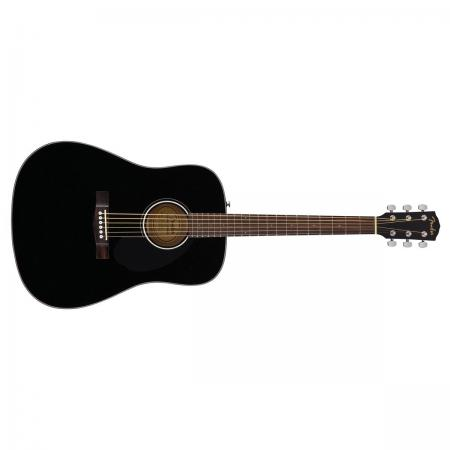 FENDER CD60S BLK GUITARRA ACÚSTICA