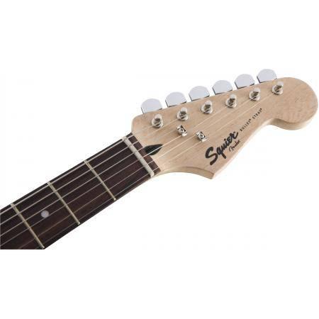 Squier Bullet HT HSS BLK Guitarra eléctrica