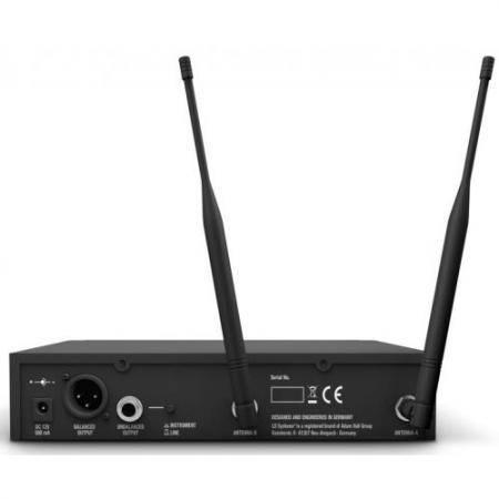 LD Systems U506 HHD Micrófono inalámbrico