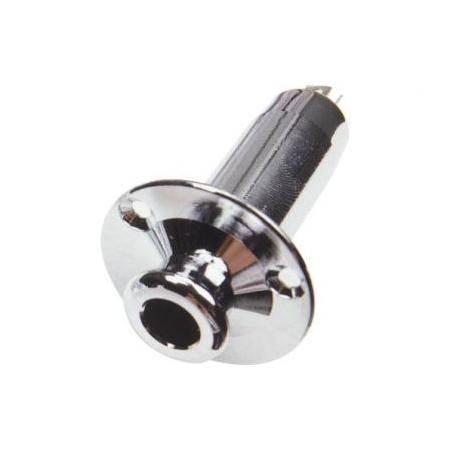 Pin de entrada de Jack econmico Vlido para guitarras elctricas o electroacsticas