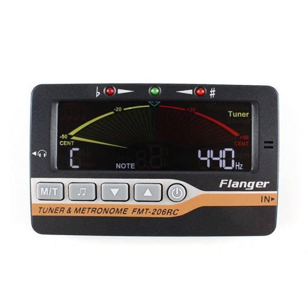 Flanger FMT206RC Metrónomo afinador