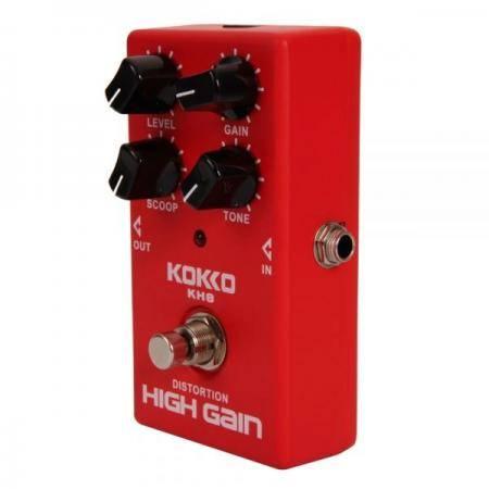 Flanger KH8 Distortion Pedal guitarra