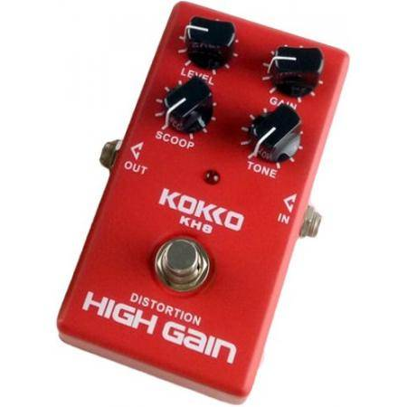 Flanger KH8 Distortion Pedal guitarra