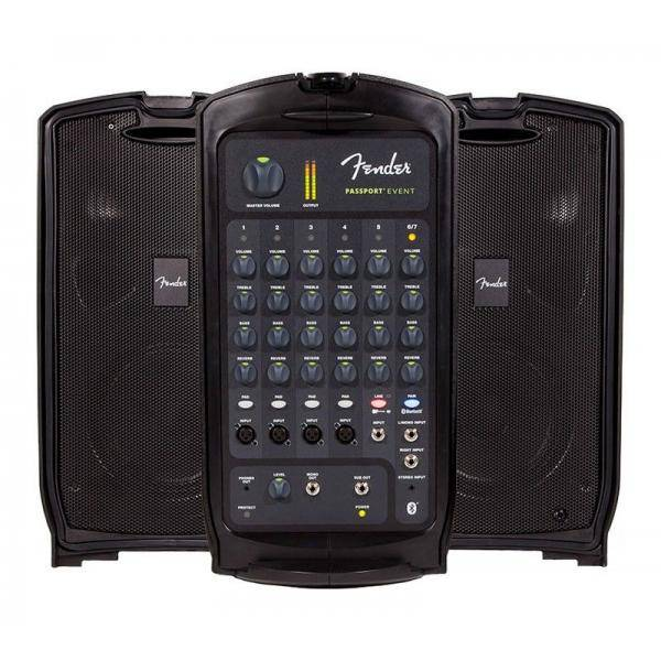 EQUIPO VOCES FENDER PASSPORT  EVENT 230V EUR BLACK