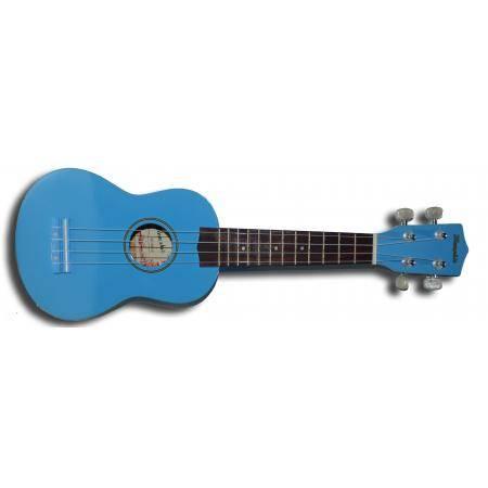 Memphis KULU Ukelele Soprano azul