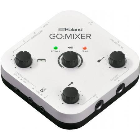 Roland GOMIXER Mezclador/Interface de Audio móvil