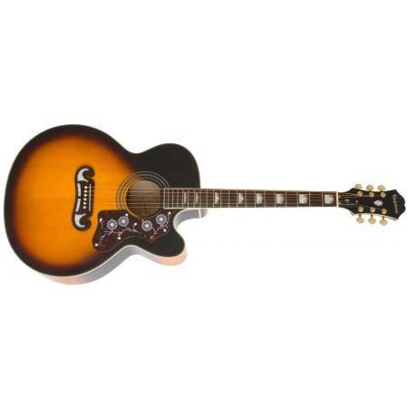 Epiphone EJ200CE VS Guitarra electroacústica