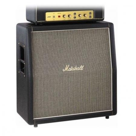PANTALLA GUITARRA MARSHALL EXTENSION HANDWIRED 60W 2X12""