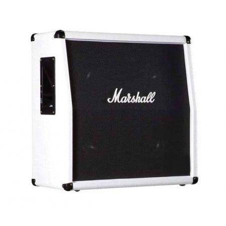 PANTALLA GUITARRA MARSHALL 1900 SERIES 300W 4X12 WHITE
