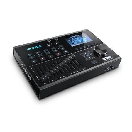 ALESIS Bateria Electronica de 6 Piezas con Modulo STRIKE
