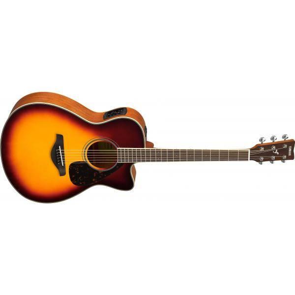 Yamaha FSX820C Guitarra electroacústica BS