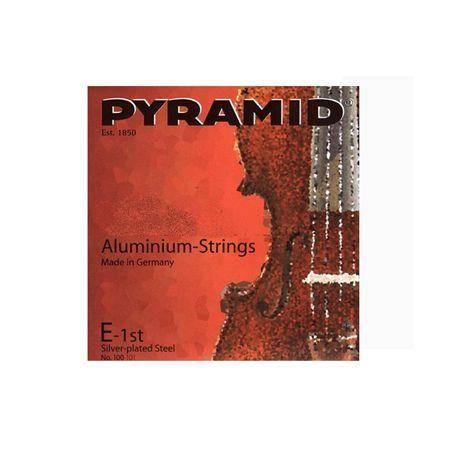 PYRAMID 100100 ALUMINIO 1/4 JUEGO CUERDAS VIOLIN