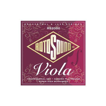 Juego Cuerdas Viola Rotosound
