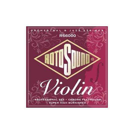 Cuerda Violín 2a Rotosund rs6002