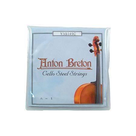 Cuerdas Cello Anton Breton VNS-150C