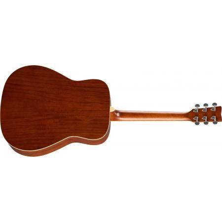 Yamaha FG820 AB Guitarra Acustica Autumn Burst