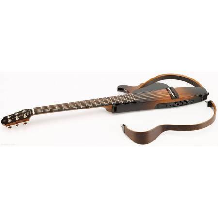 Yamaha SLG200S TBS Silent Guitar Guitarra Acústica